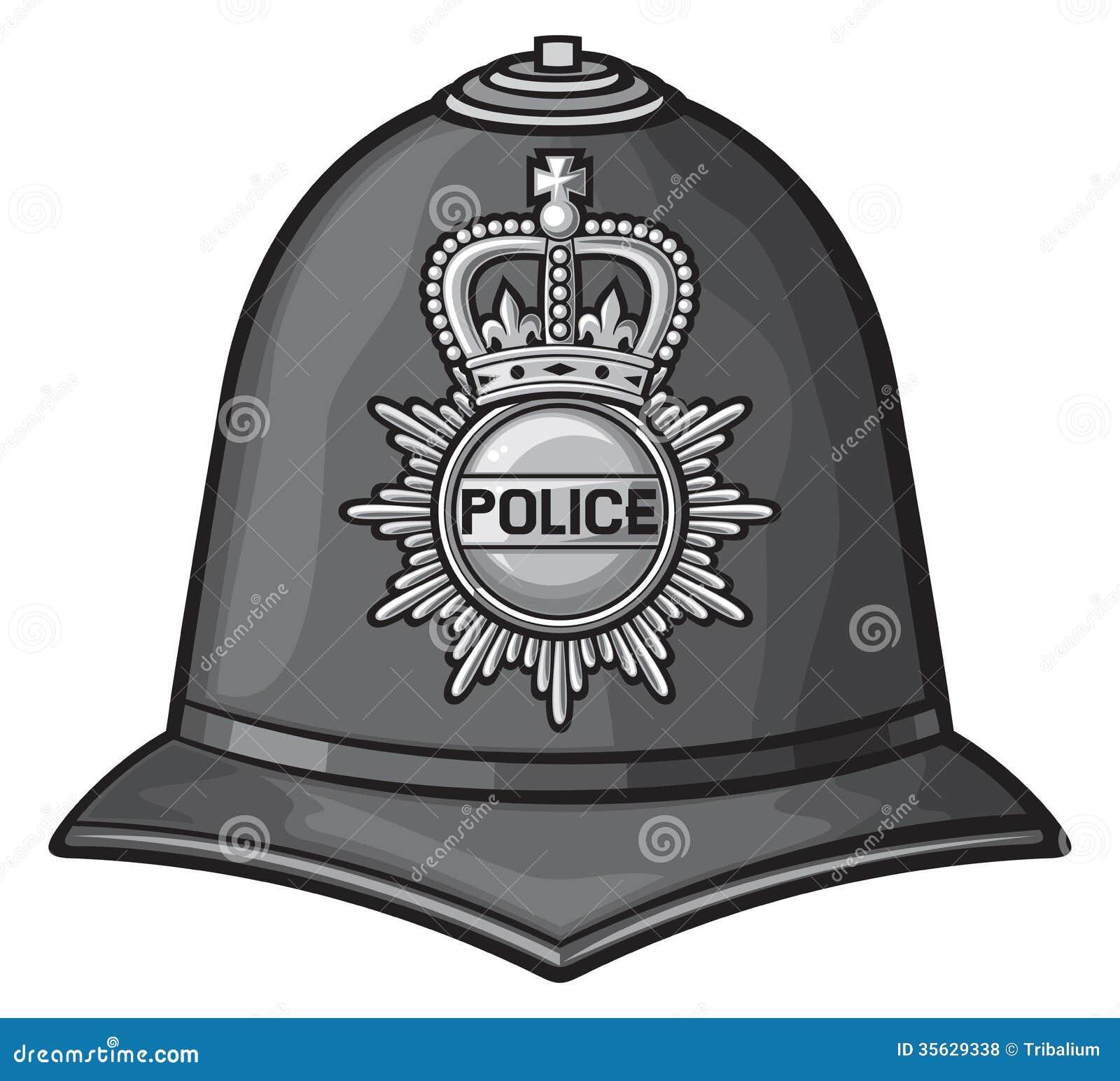 British Police Helmet Royalty Free Stock Photos Image