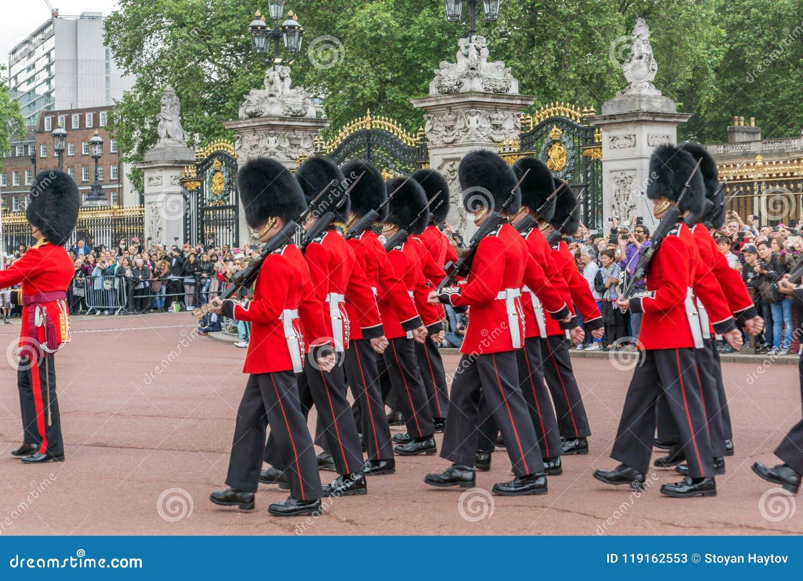 british royal guard gay video