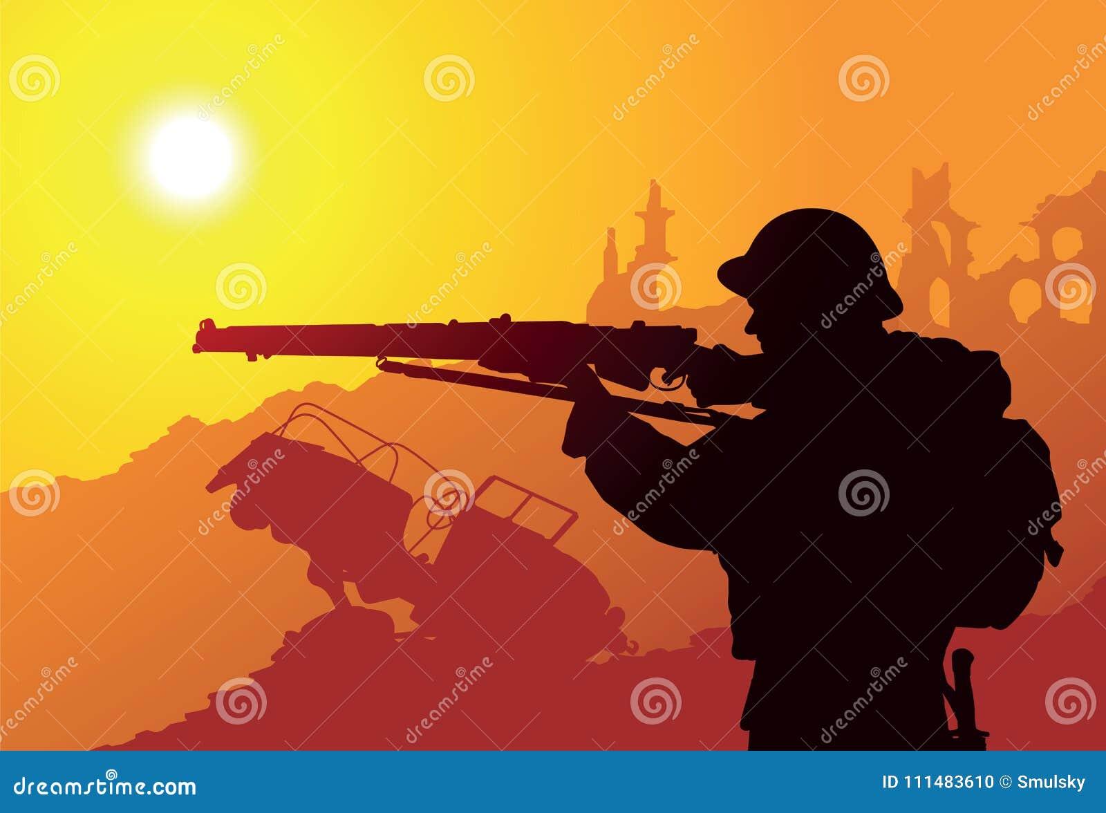 British soldat