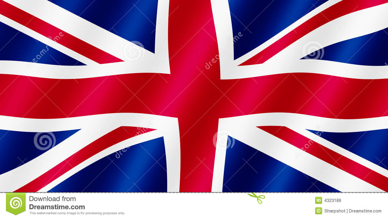 British Union Jack Flag Royalty Free Stock Images   Image  4323189 8vErVMFT