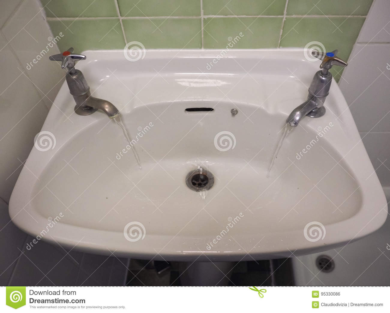 British water basin stock photo. Image of water, cold - 95330086