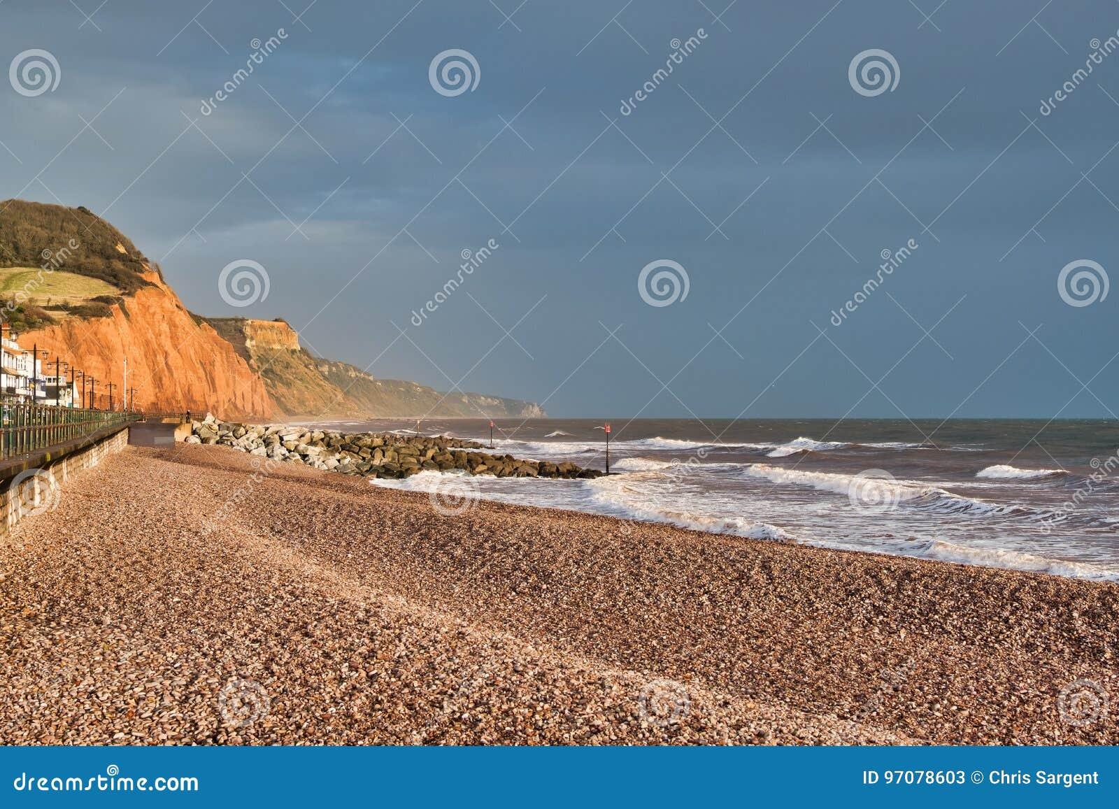 Britse kustscène