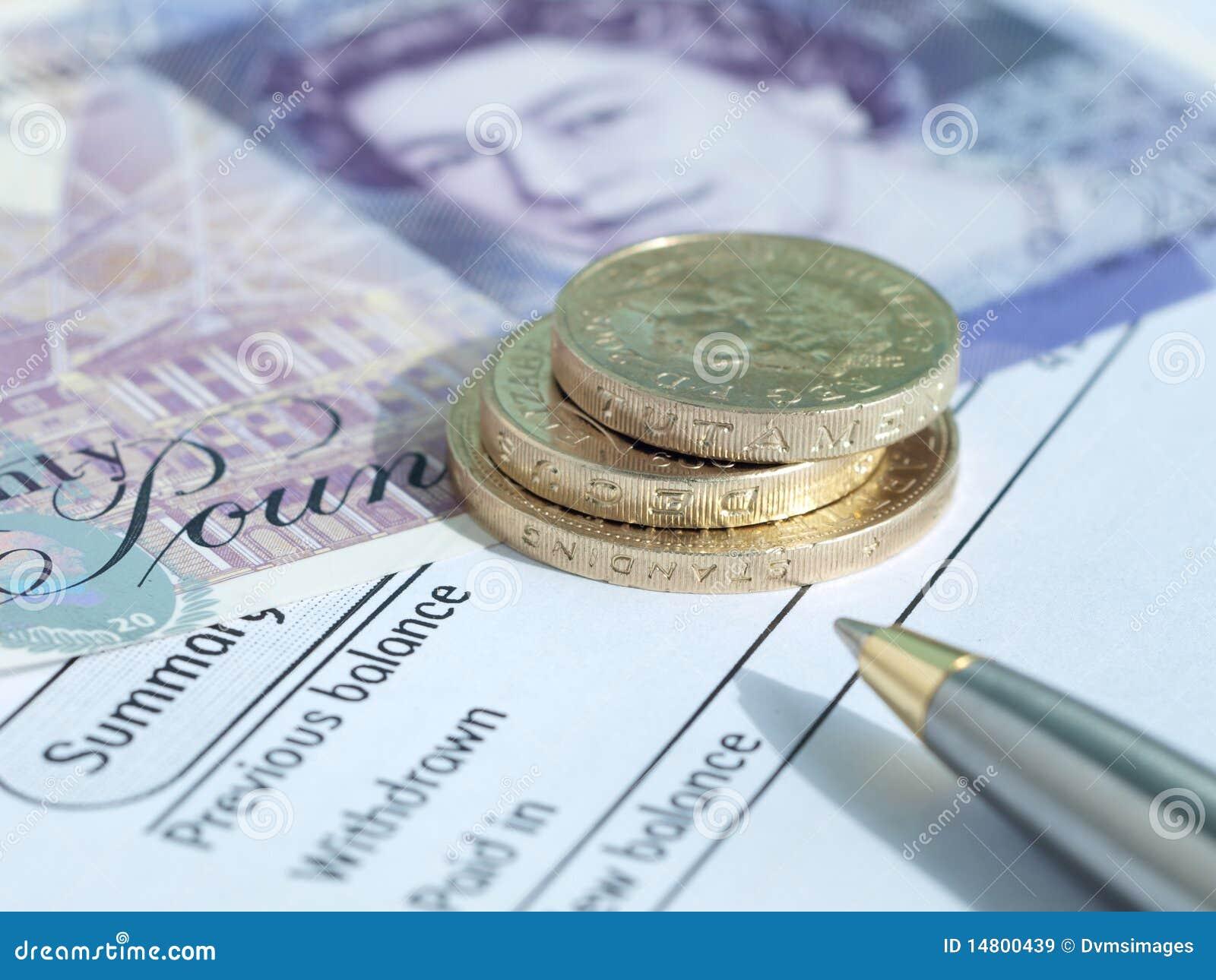Britse Munt en bankverklaring