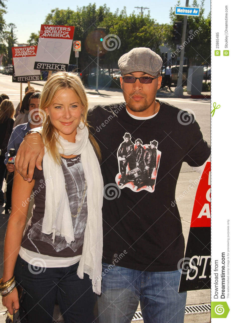 Brittany Daniel, Coby Bell
