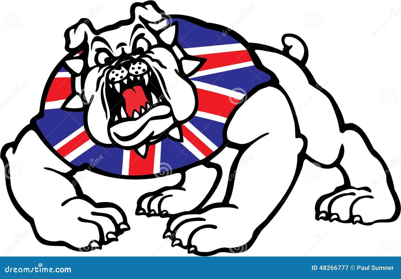 Brittisk bulldogg