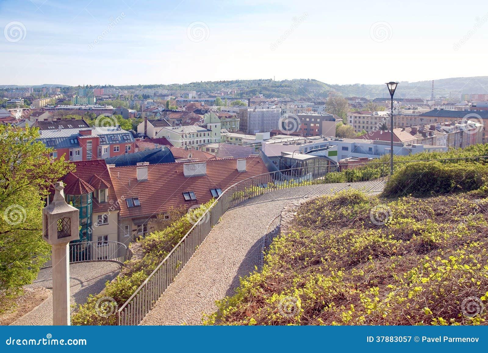 Brno. Cityscape