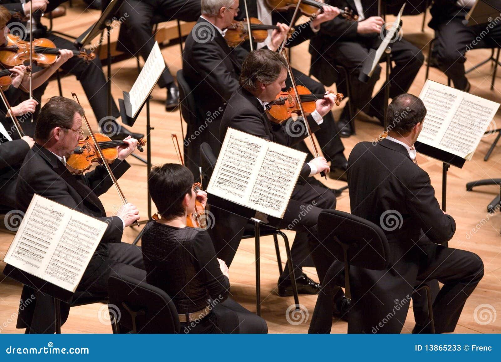 philharmonisches orchester