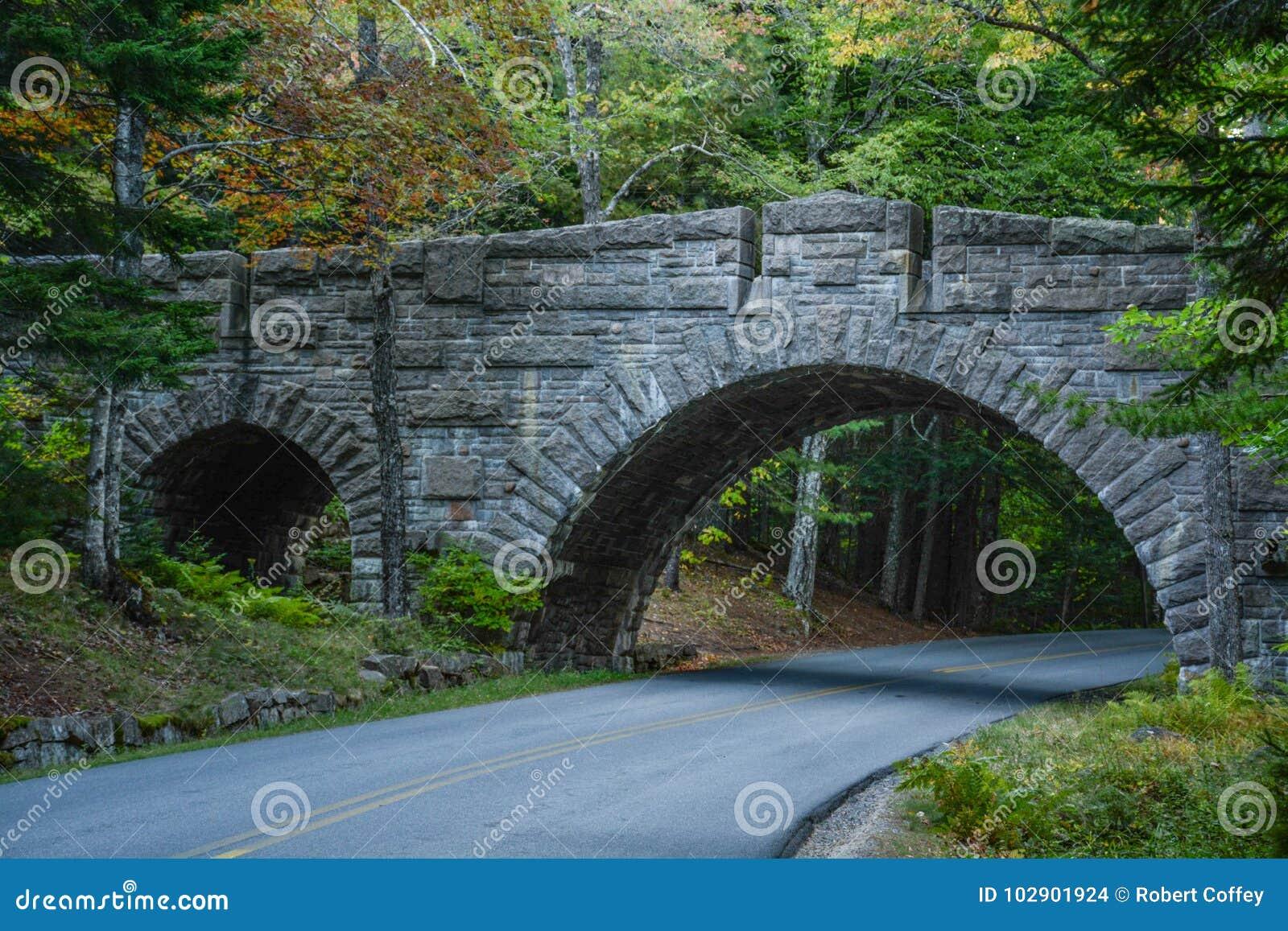 Bro för vagnsväg