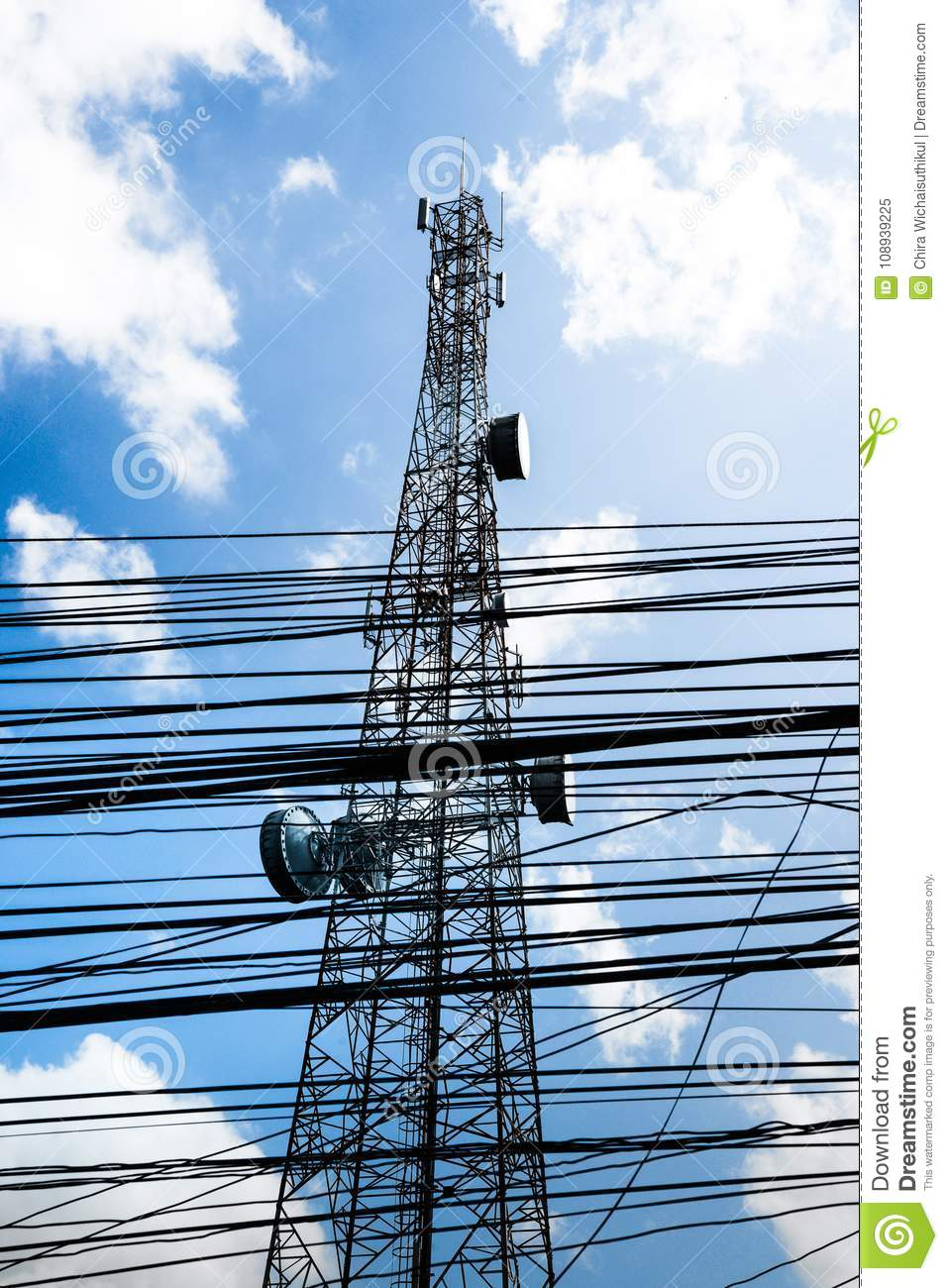Tall Cable Wire - WIRE Center •
