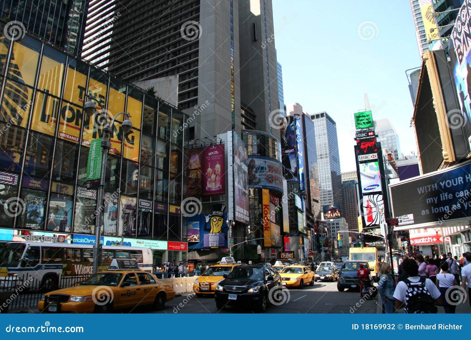 Fashion Avenue New York Shopping