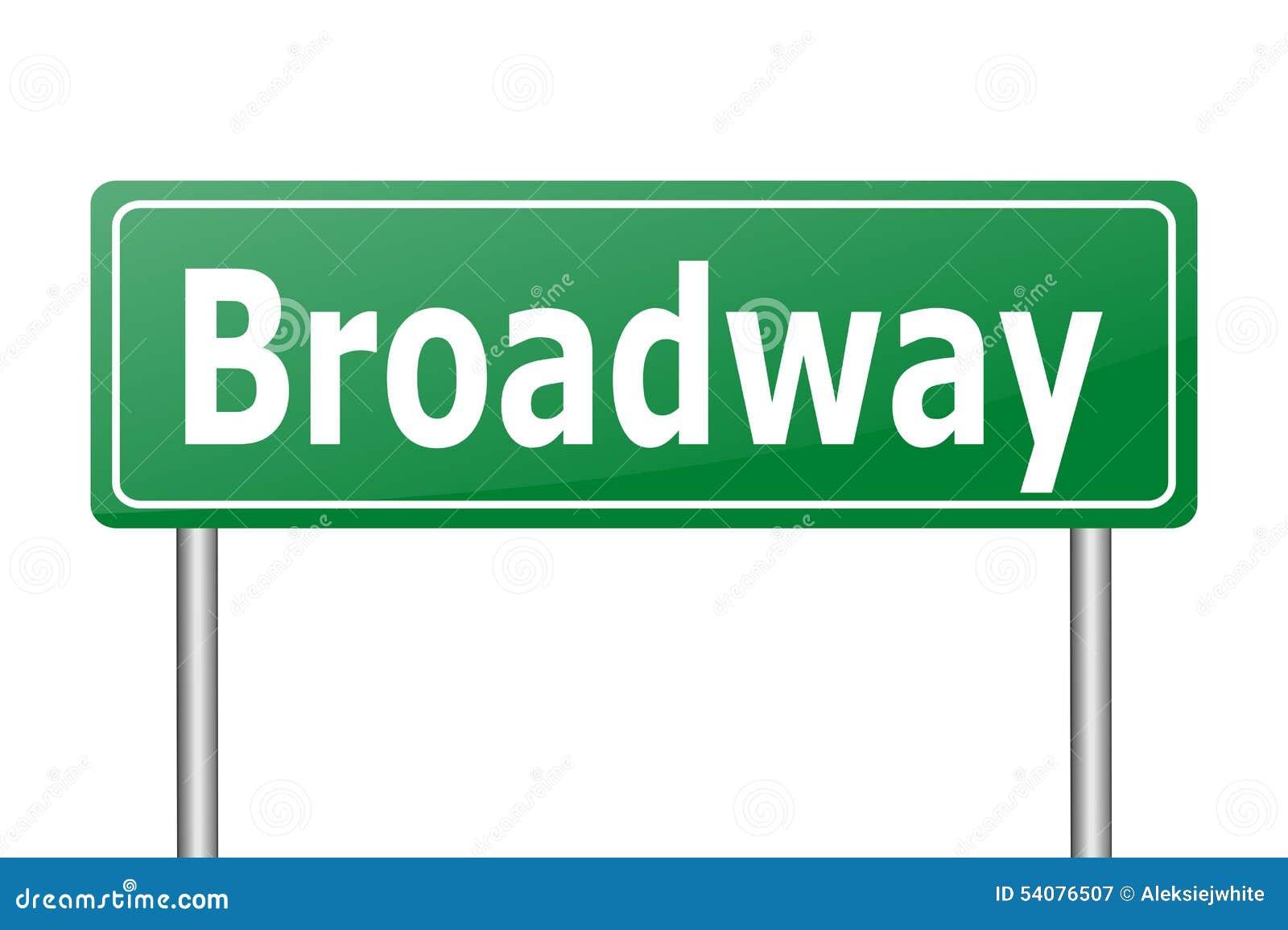 Broadwayverkeersteken