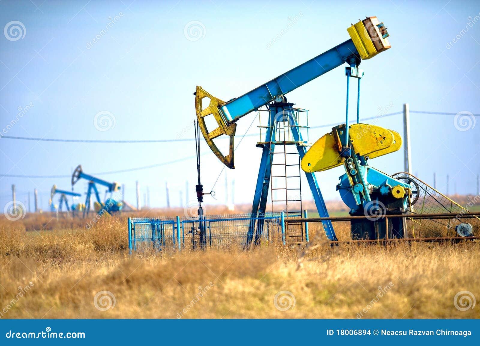 Broca do petróleo