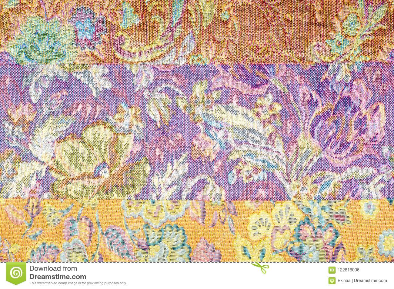 Brocade Fabric Texture Stock Photo Image Of Brocade 122816006