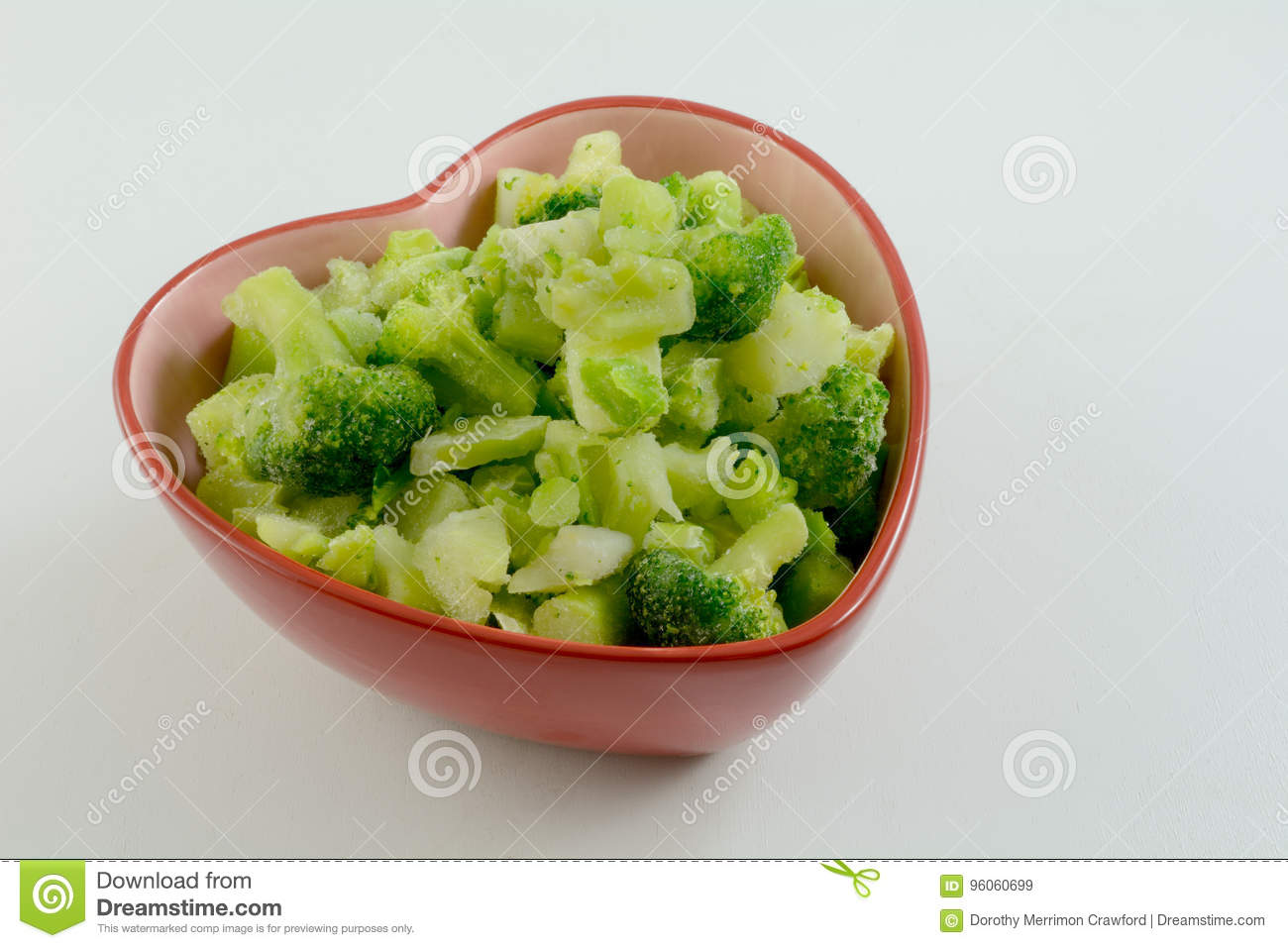 Broccoli surgelé