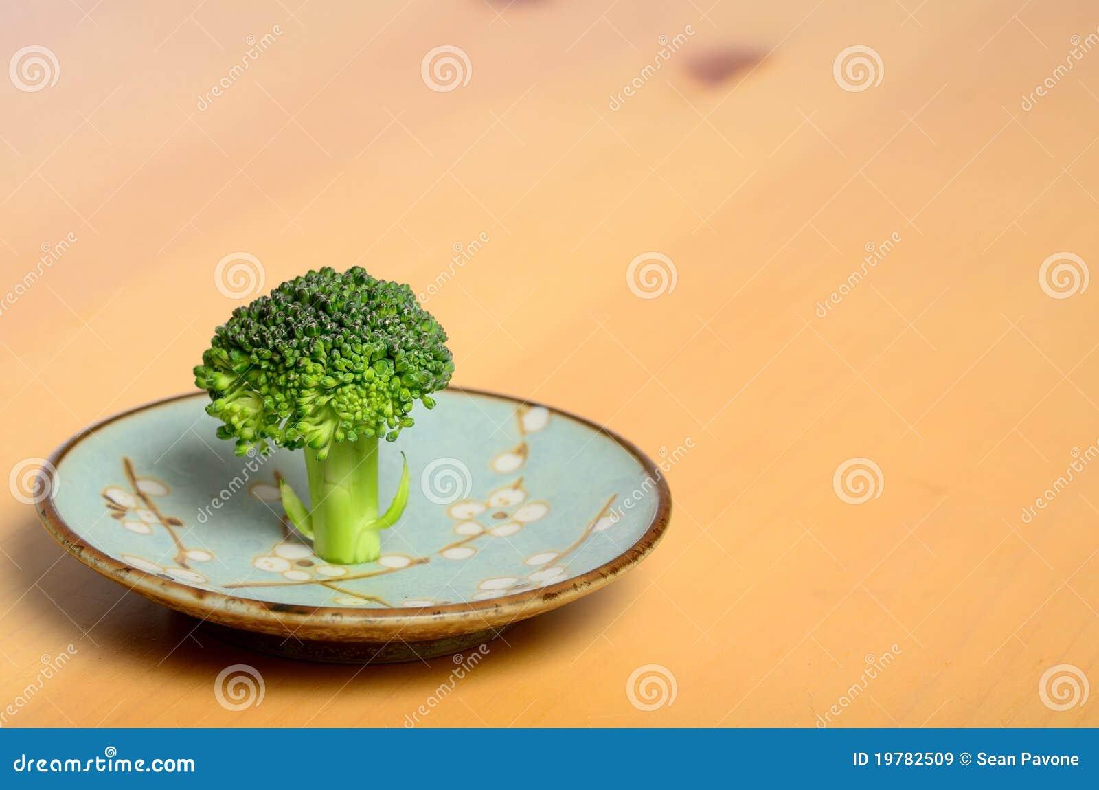 Broccoliplatta