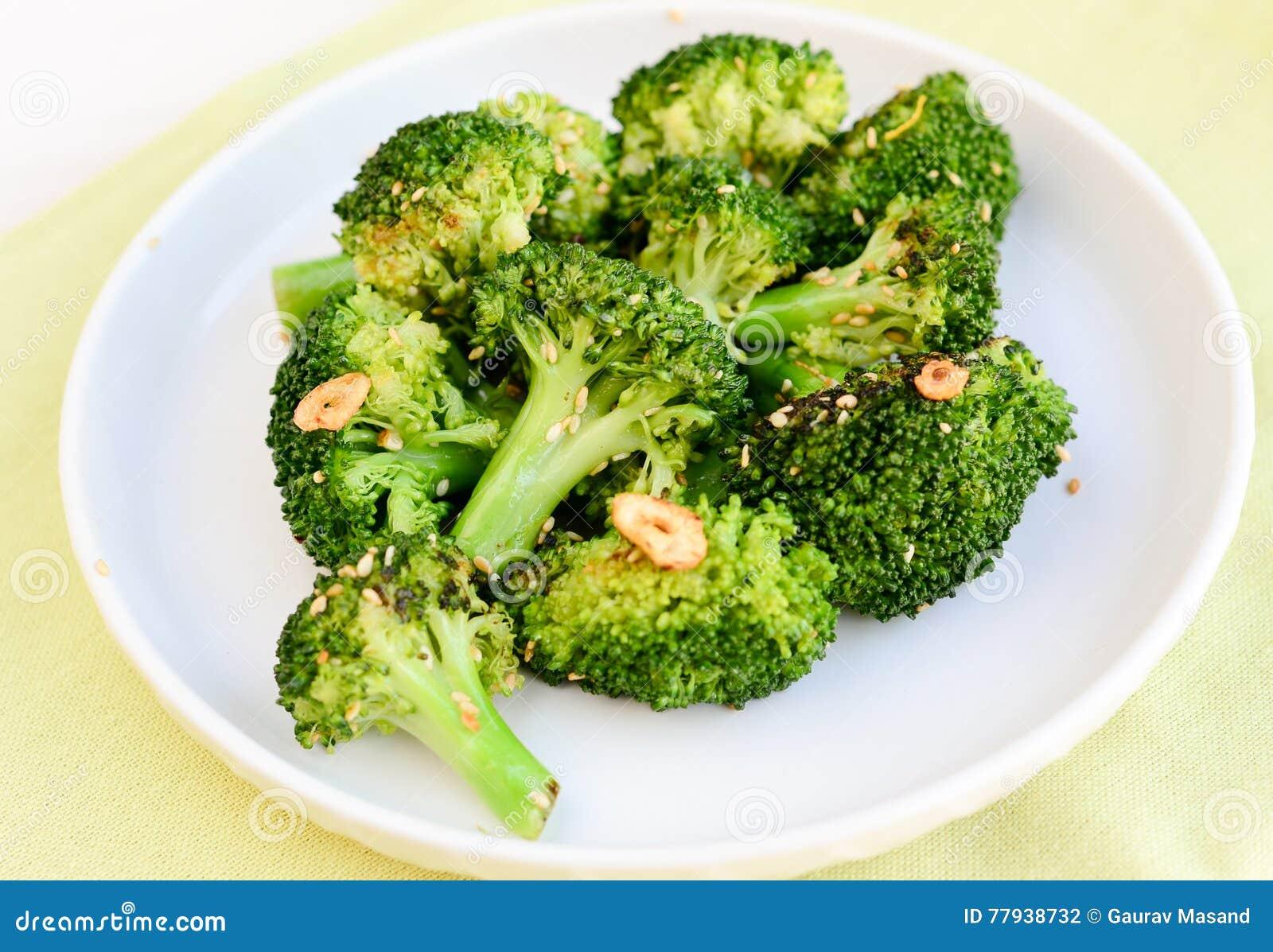 Broccolli de sauté