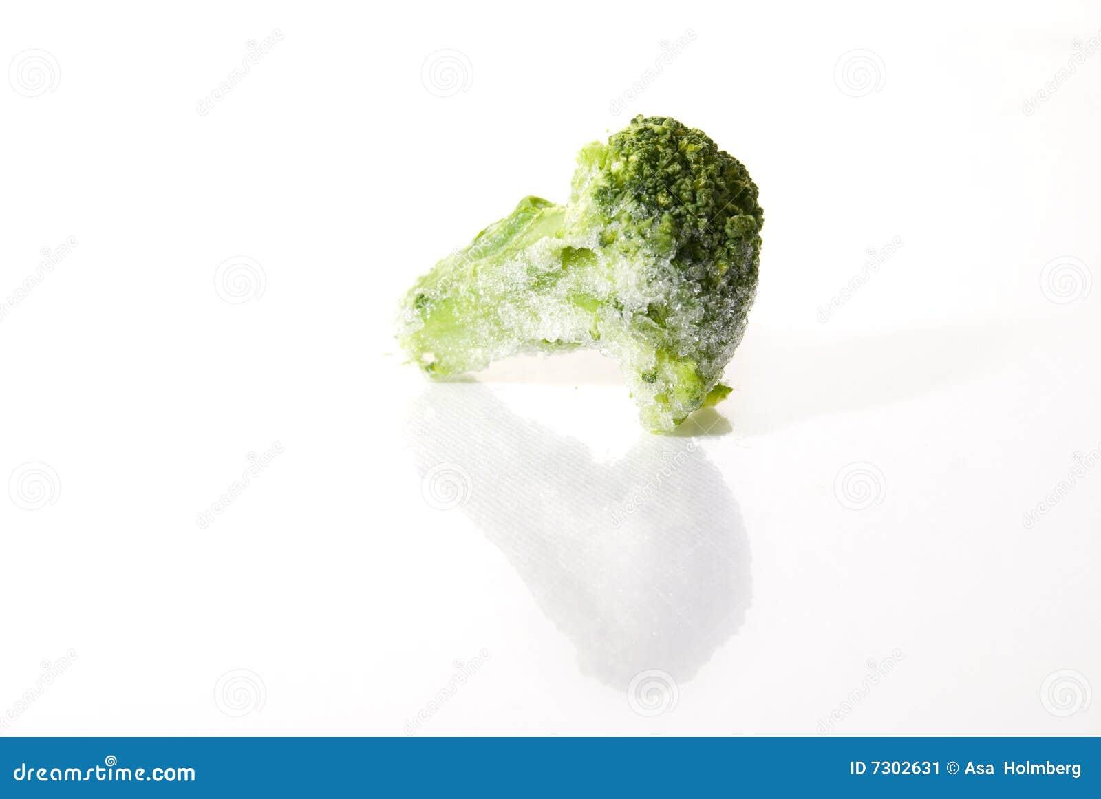 Broccolo congelato