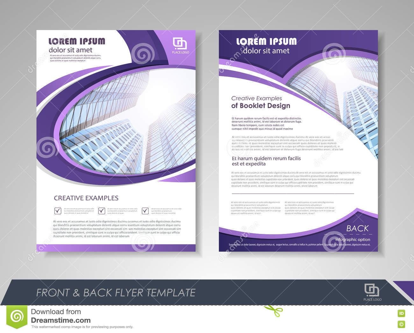 a brochure example