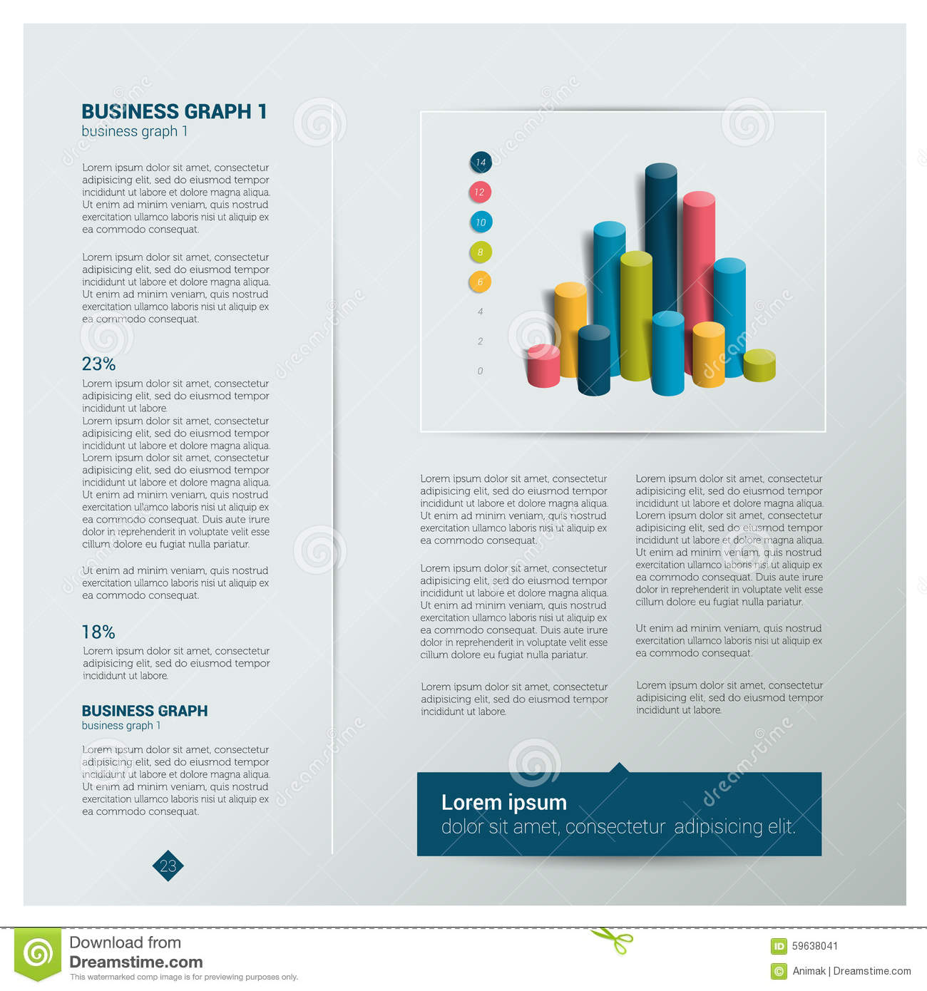 Newsletter examples business reports