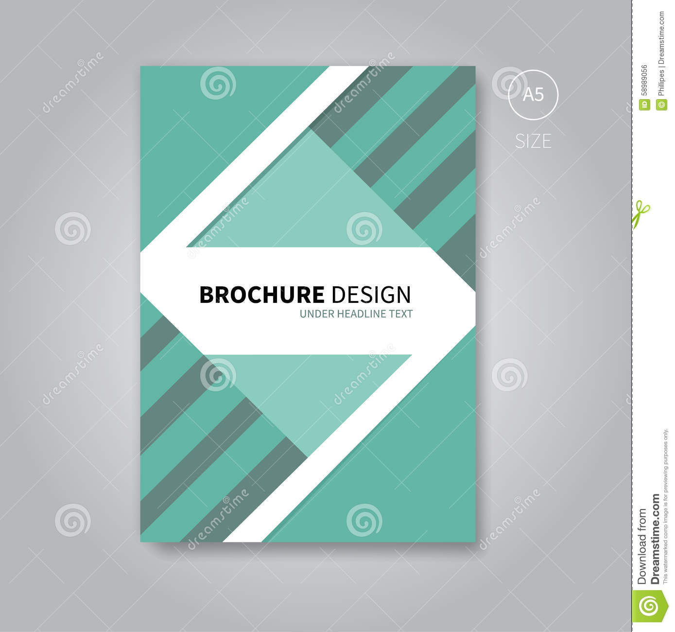 A Flyer Template Insssrenterprisesco - A5 brochure template
