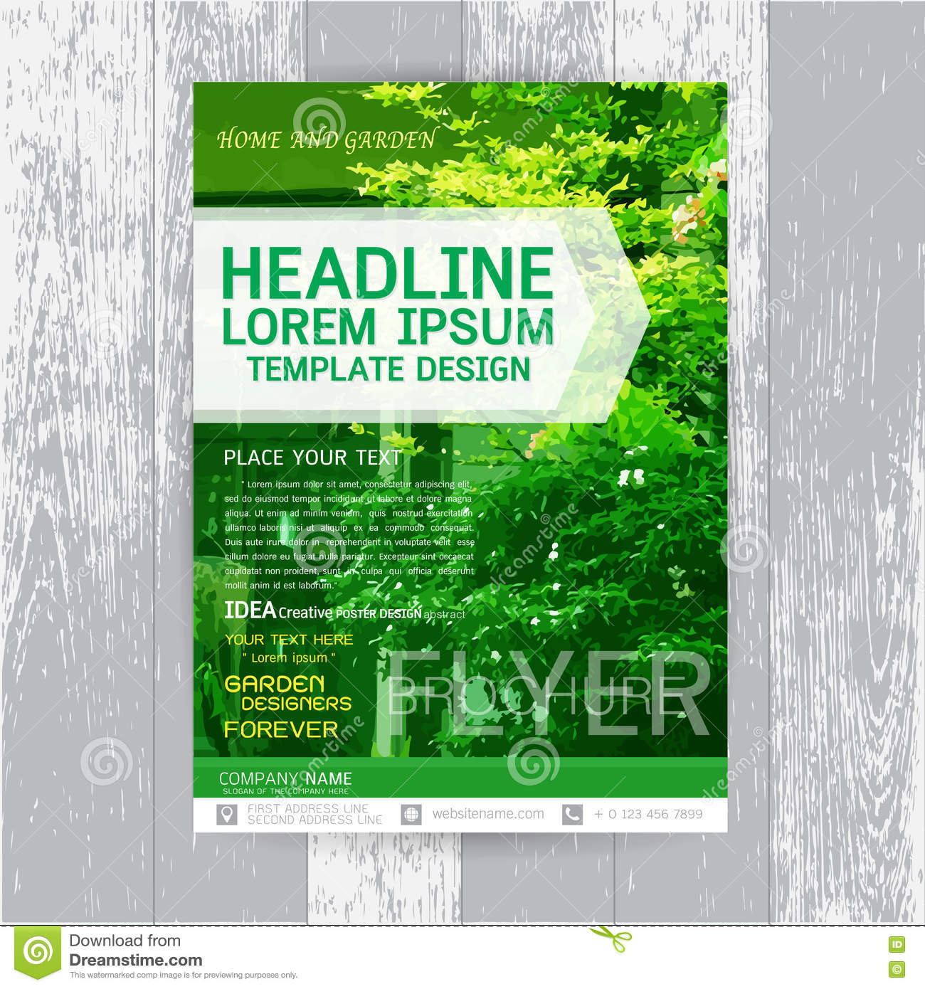 Poster design layout templates - Abstract Annual Background Bookmarks Bright Brochure Business Cover Design Flyers Layout Leaflet Modern Pencil Poster Presentation Report Size Template