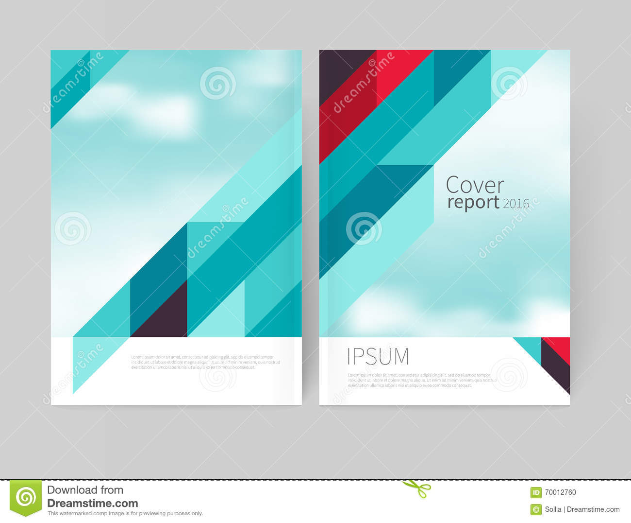 Z Pattern Layout Graphic Design
