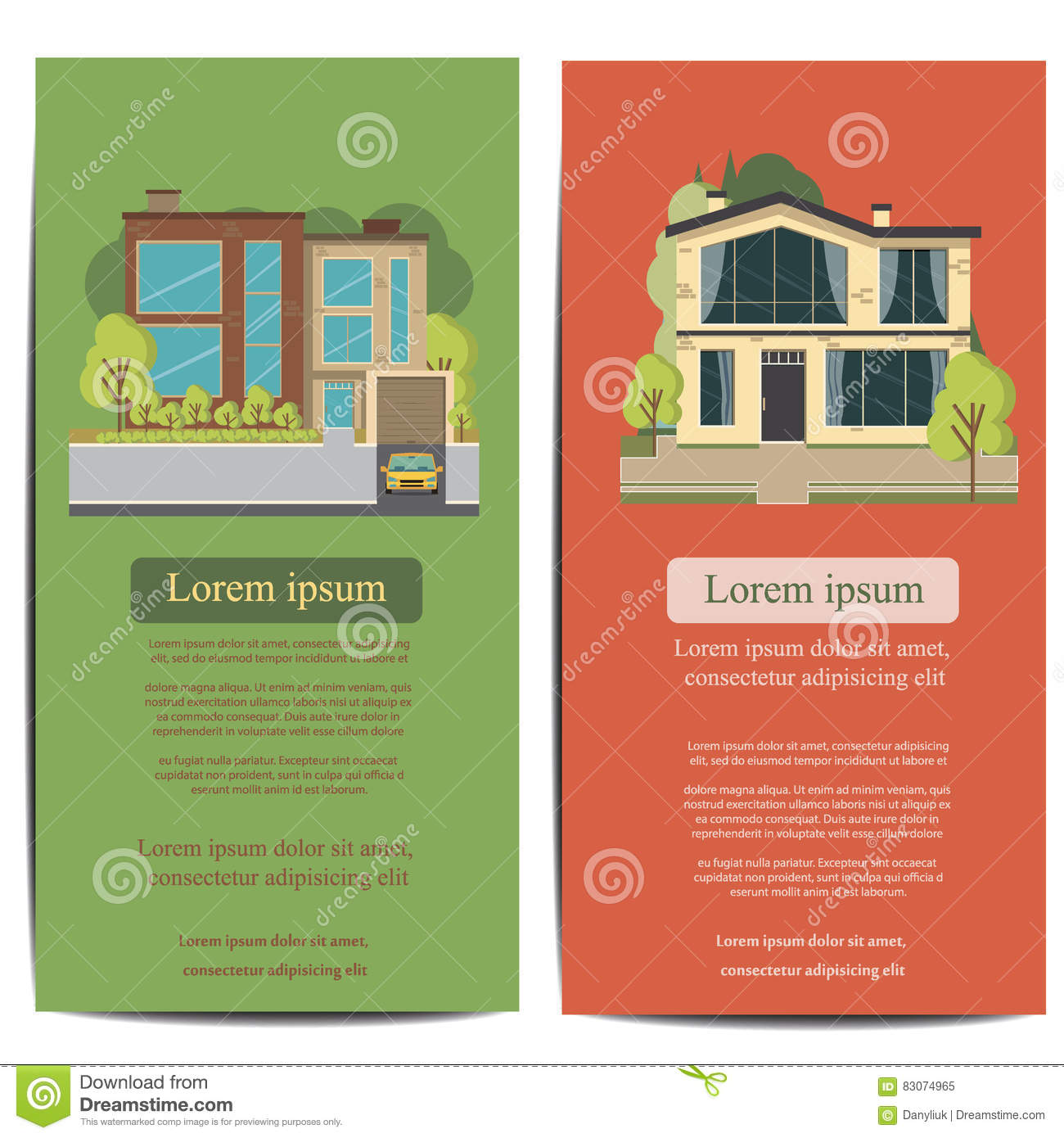 brochure template design concept of architecture vector brochure template design concept of architecture vector illustration