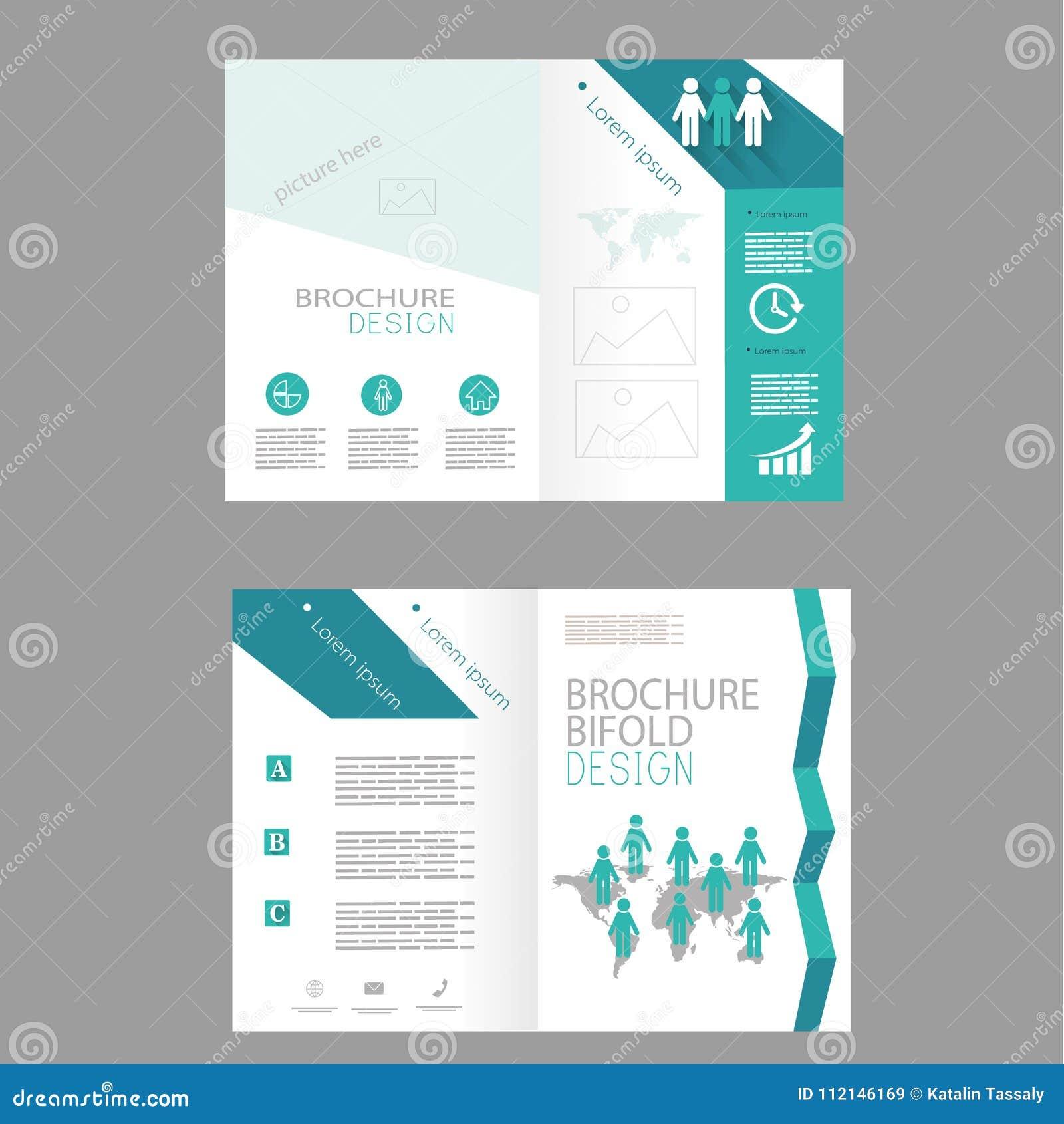 Brochure Template Flyer Design For Business Purposes Elegant