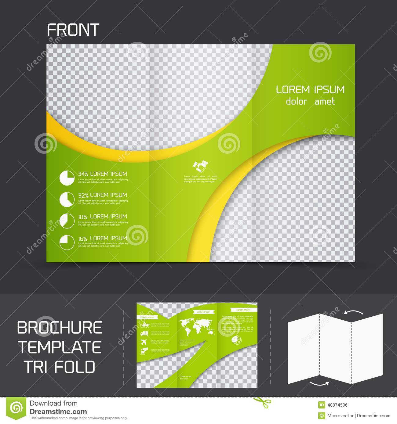 Tri fold newsletter templates free militaryalicious tri fold newsletter templates free spiritdancerdesigns Images