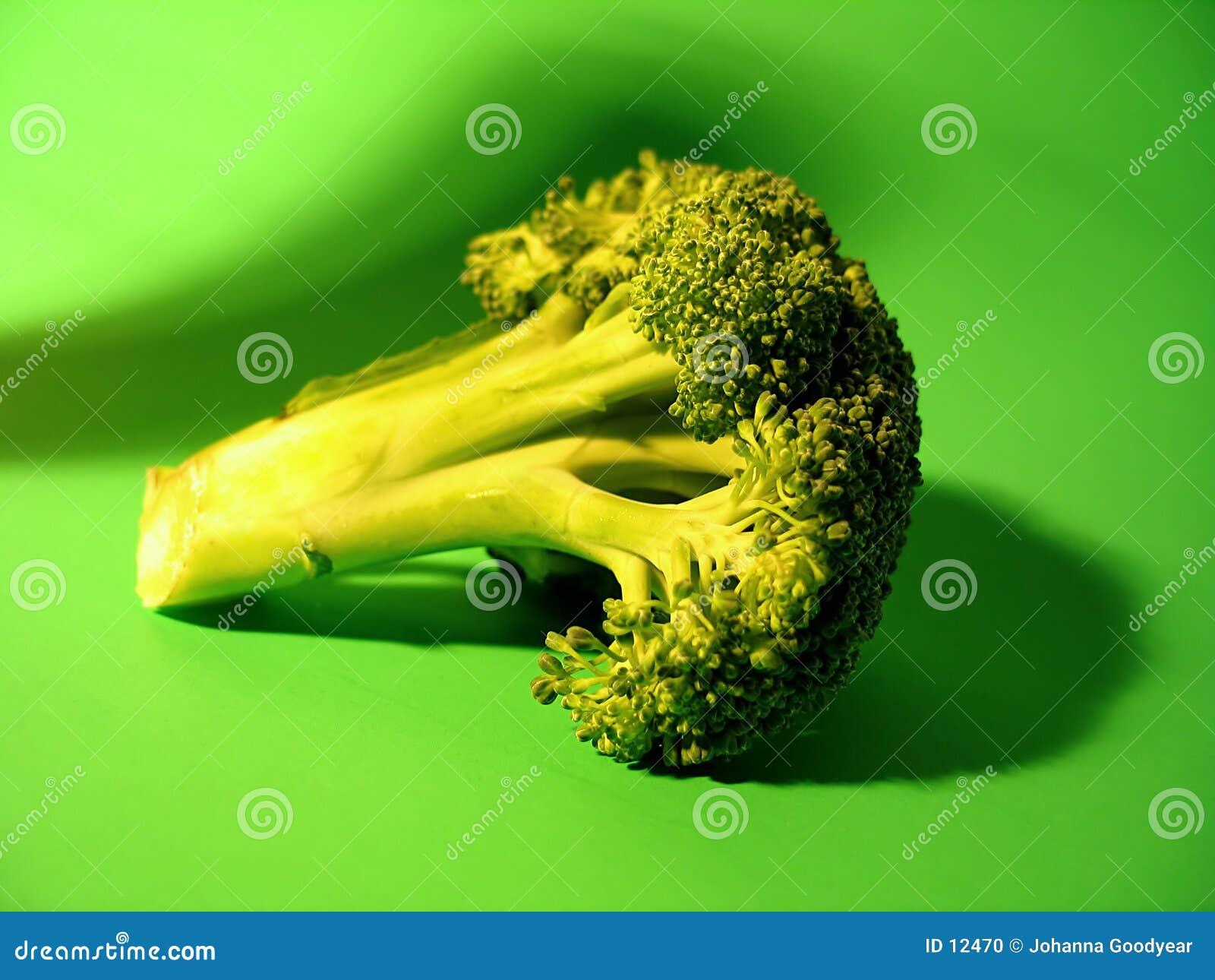 Brocolli coloré