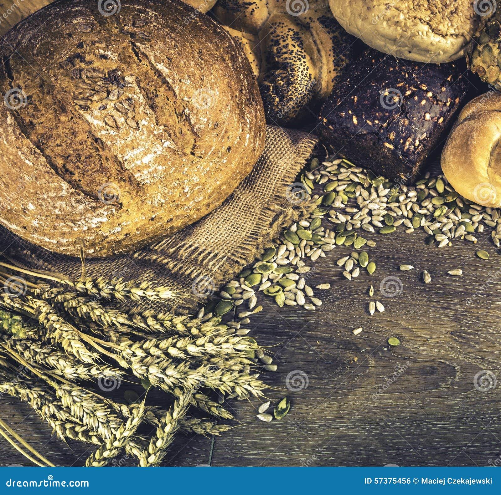 Broden van brood en broodjes