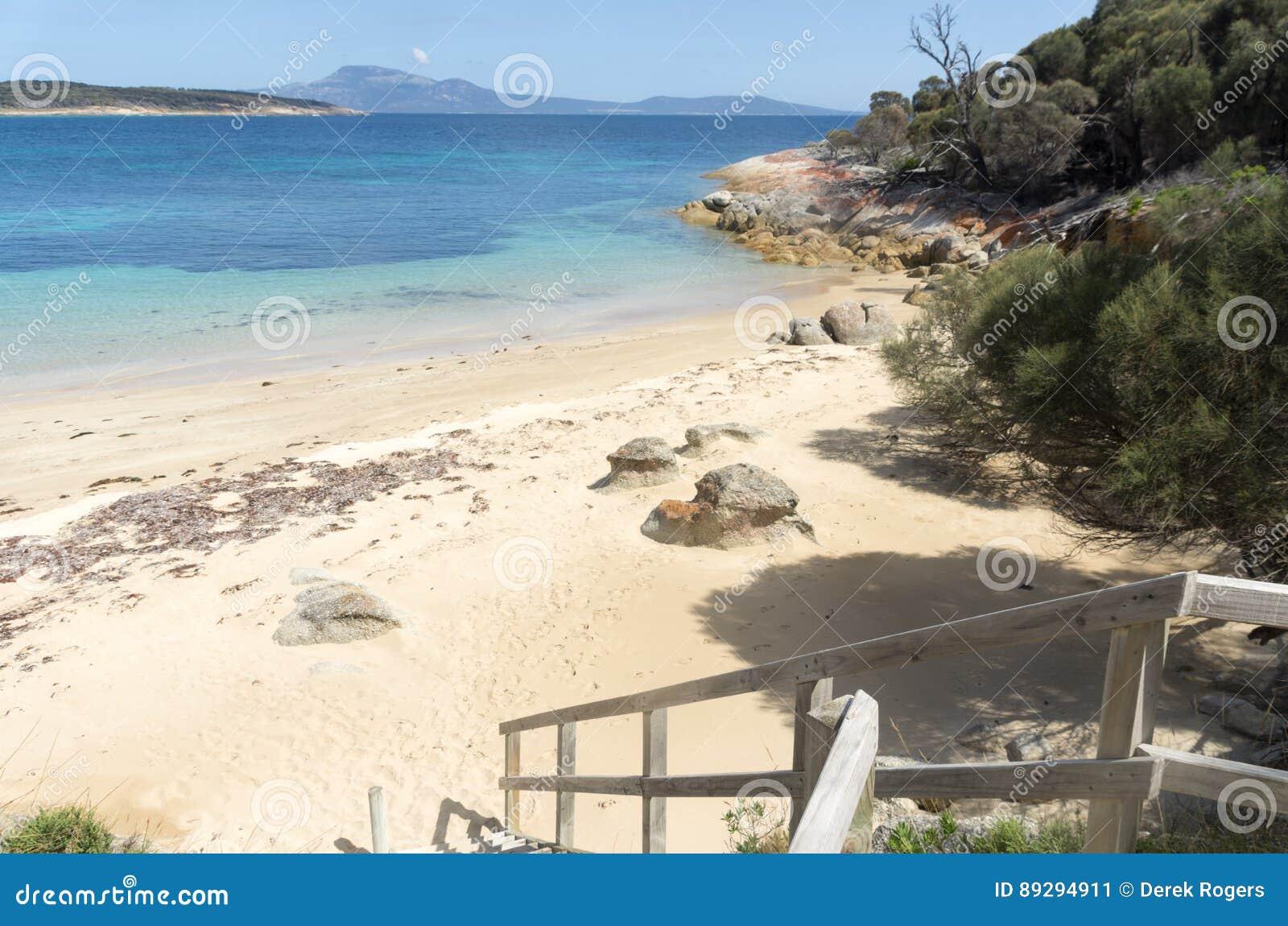 Broekenpunt, Flinders-Eiland, Tasmanige, Australië