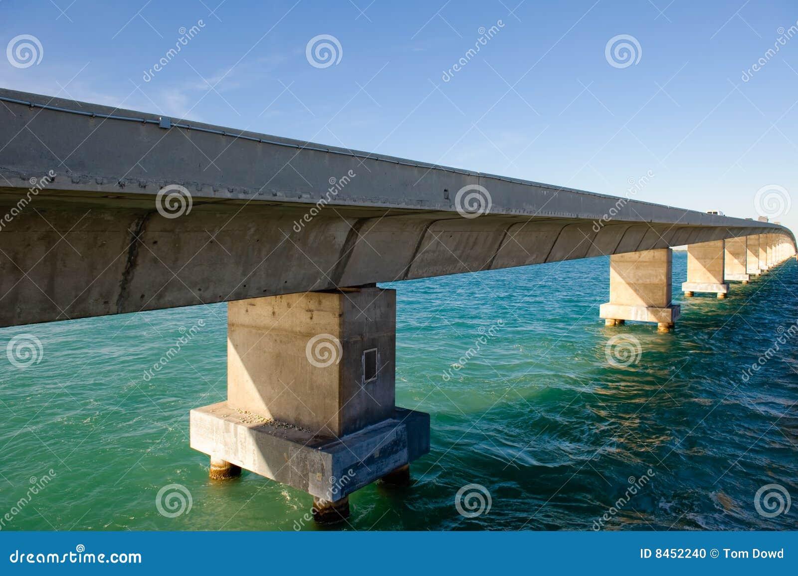 Brohuvudväg över vatten