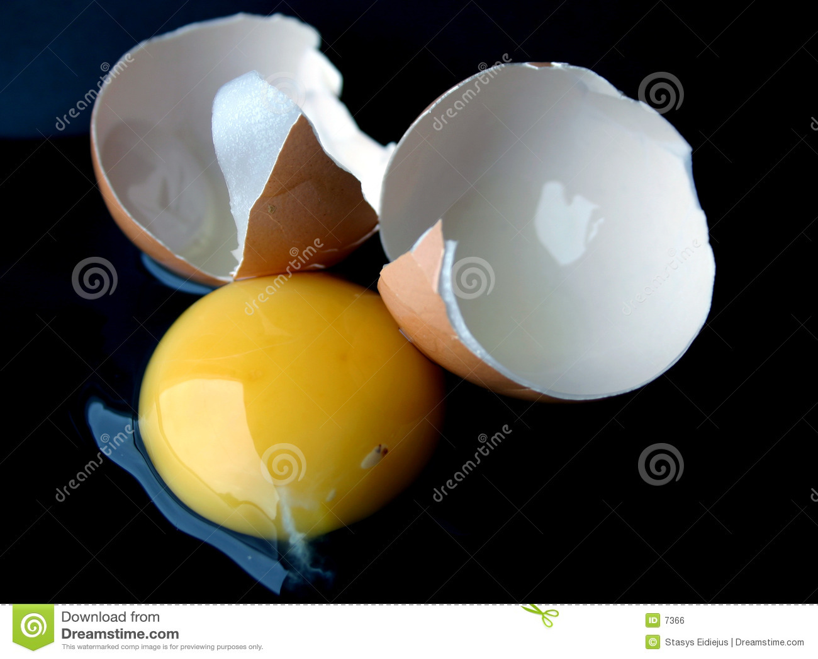 Broken ägg ii