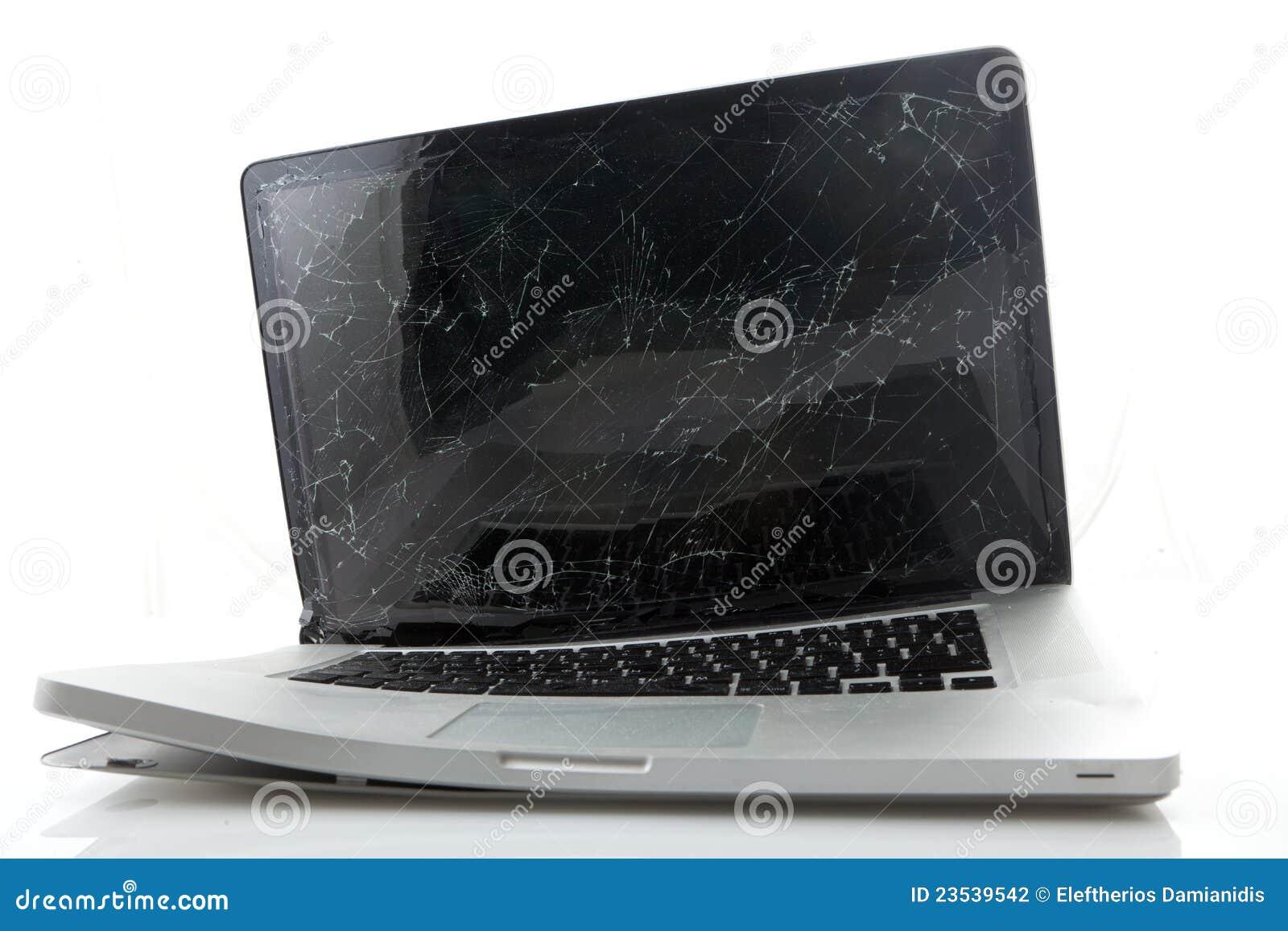 Broken bärbar dator