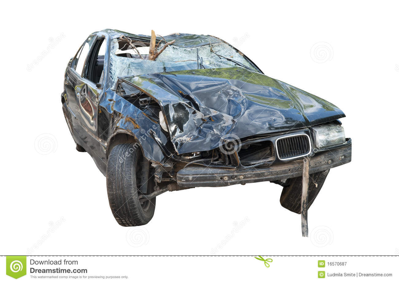 Broken Car Royalty Free Stock Photography Image 16570687