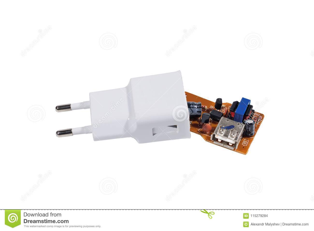 Broken Charger White Stock Photo Image Of Board Circuit 115279284 Electronic Boardcircuit For Power Supply