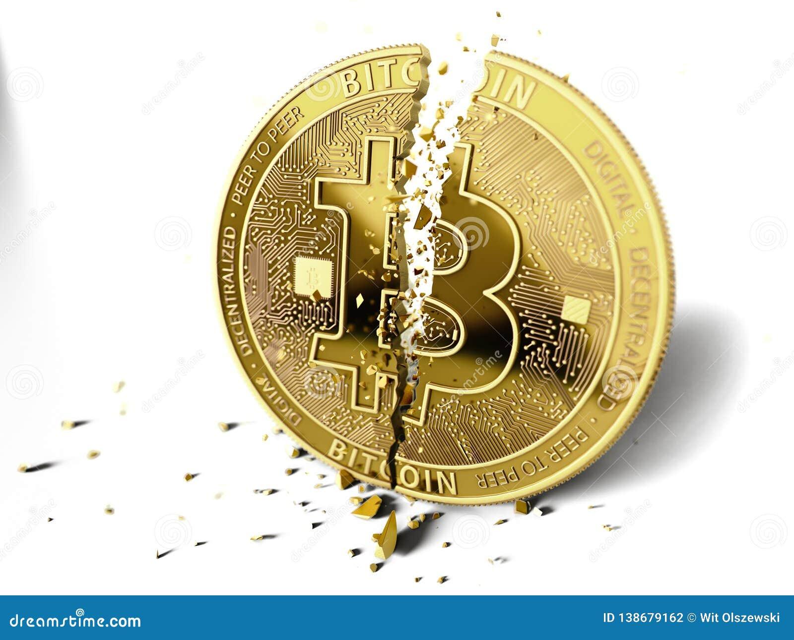 de ce bitcoin market crash