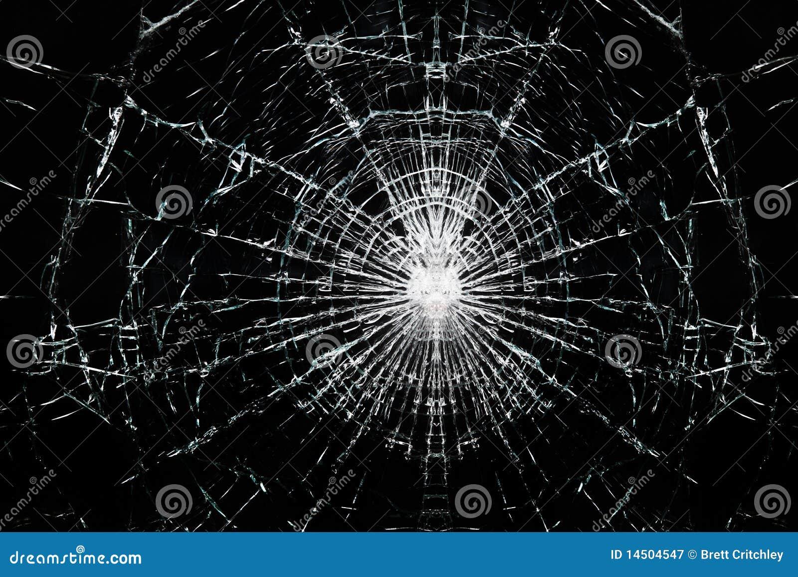 Broken cracked glass stock image image of breaking break 14504547 download comp voltagebd Gallery