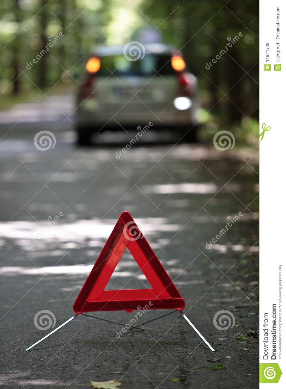 Broken Down Abandoned Stock Photos Broken Down Abandoned: Broken Down Car On A Forest Road Stock Photo
