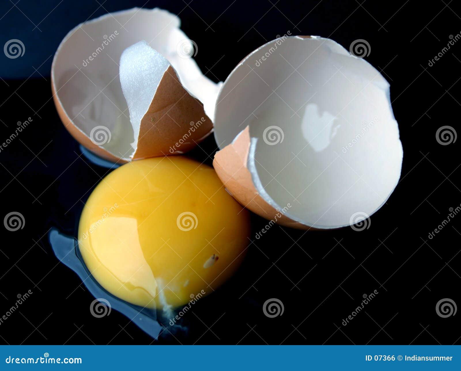 Broken egg II