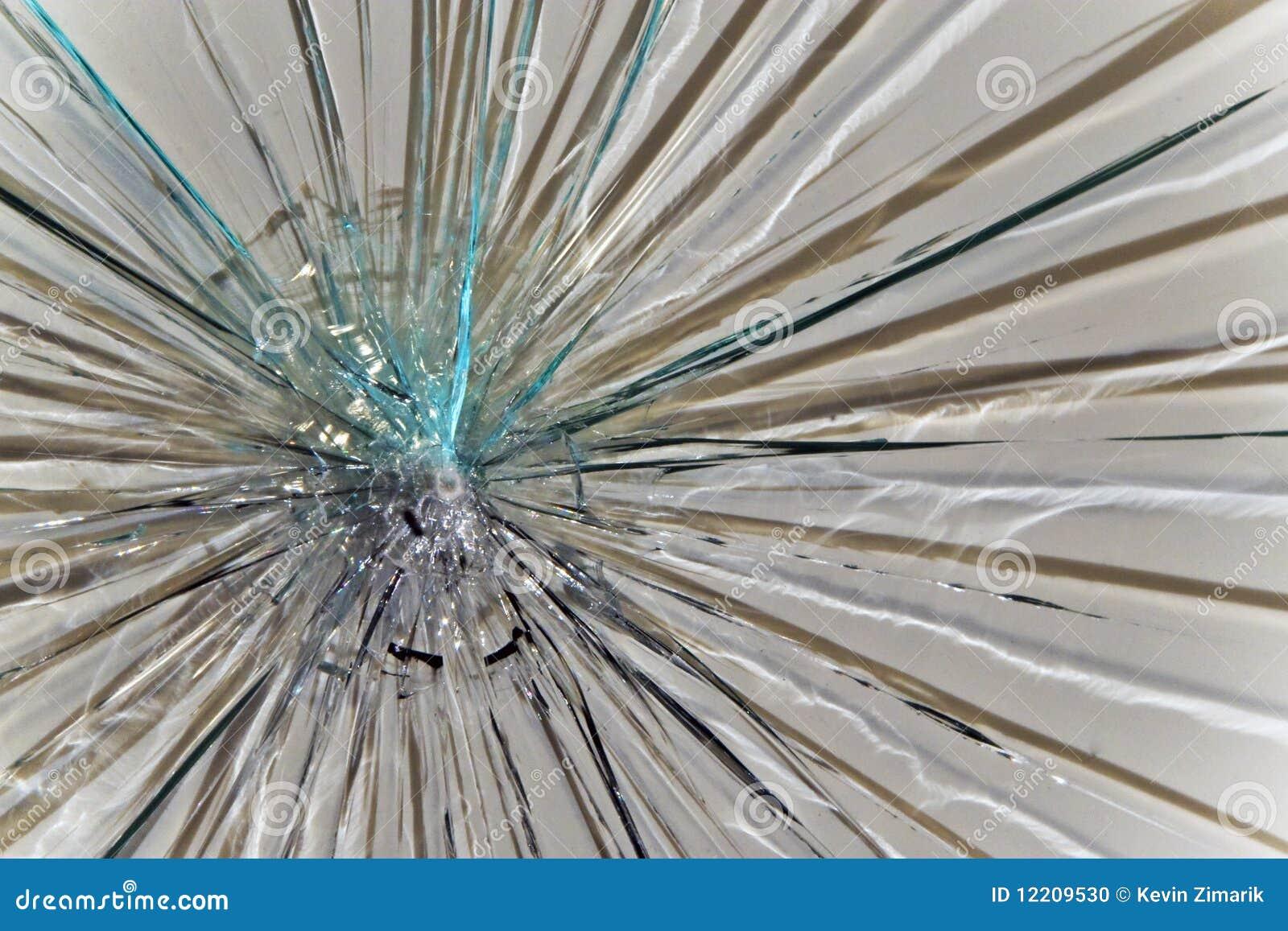 Broken Glass Stock Photo Image 12209530