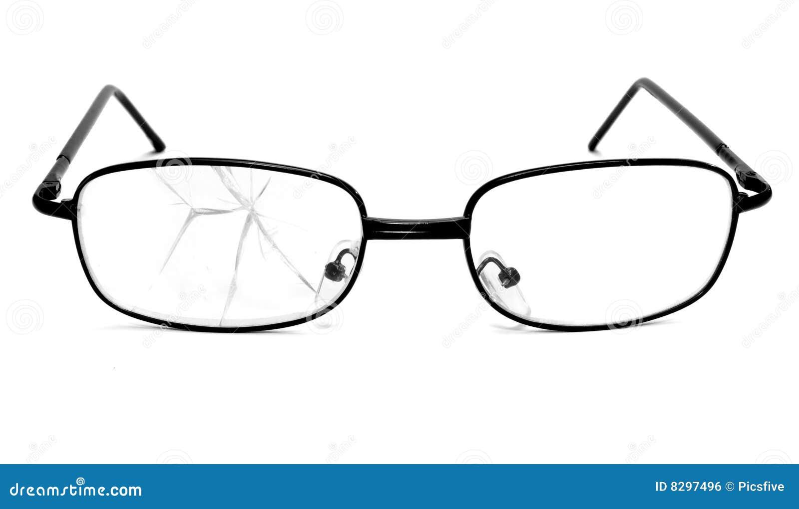 Broken Glasses Arm