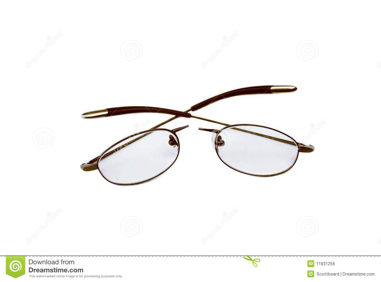 how to fix a broken pair of glasses