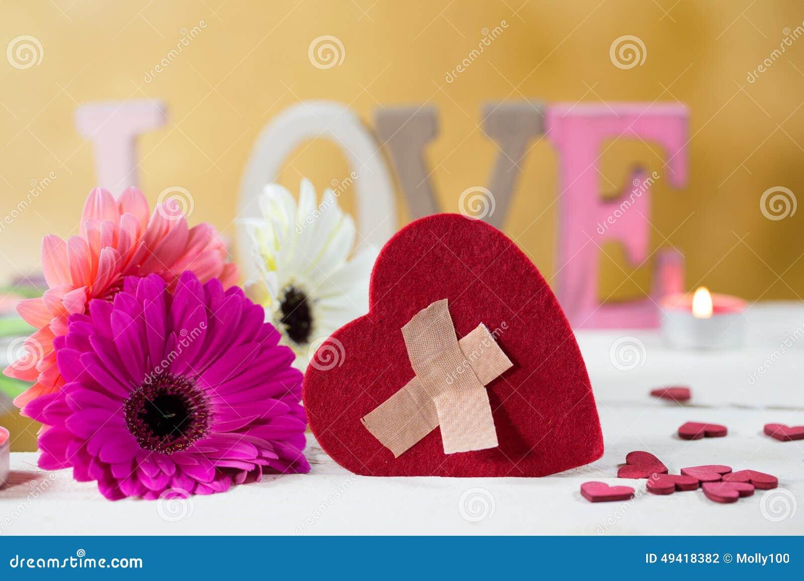 Pics of broken heart flower