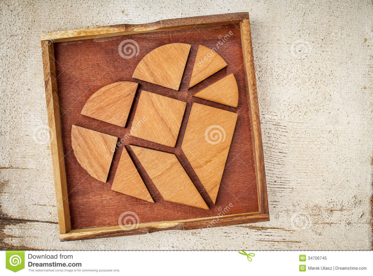 Broken Heart Royalty Free Stock Photo - Image: 34706745