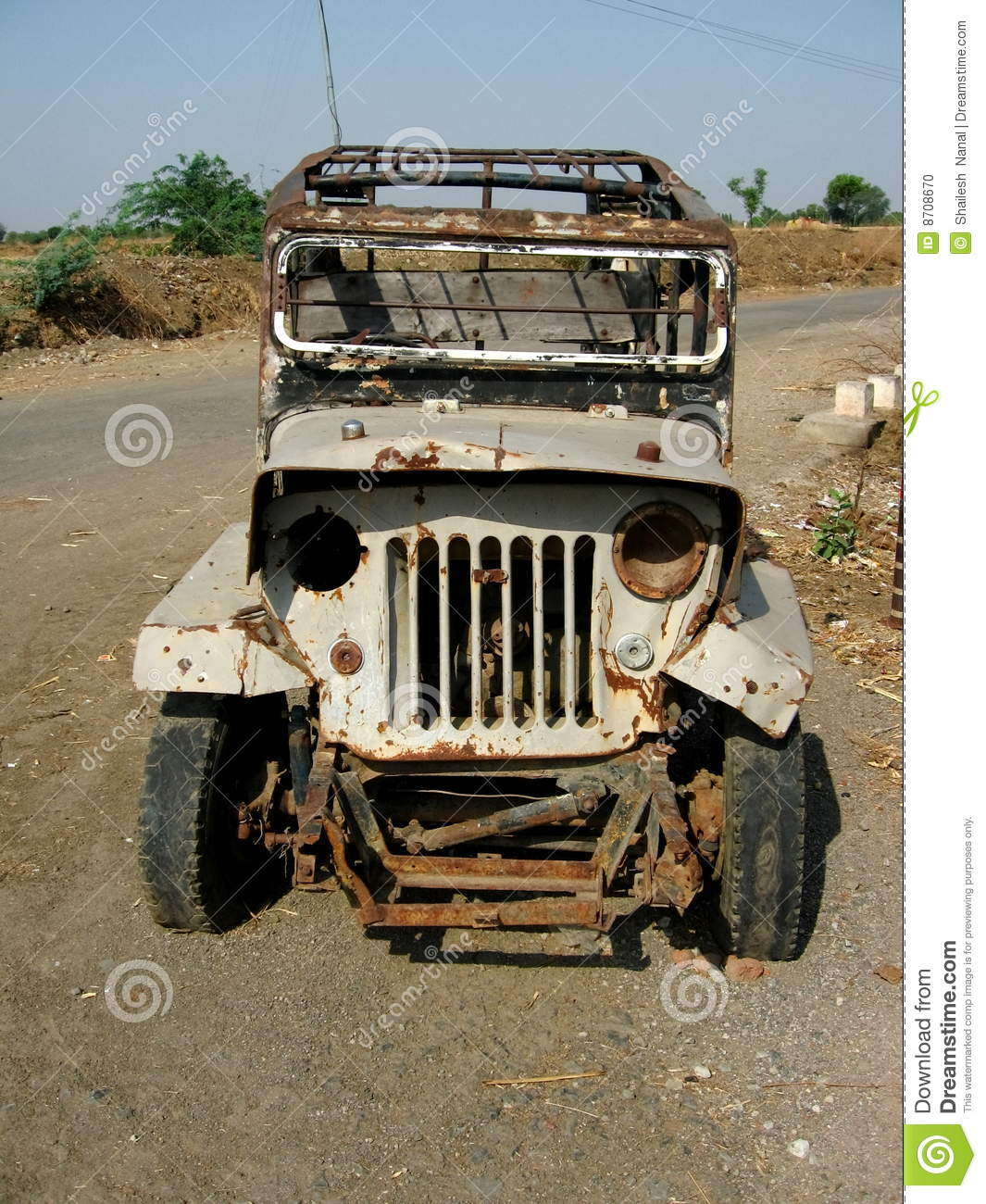 Jeep Wrangler Unlimited Towing Capacity >> Broken Jeep-I stock photo. Image of maintenance, vehicle - 8708670