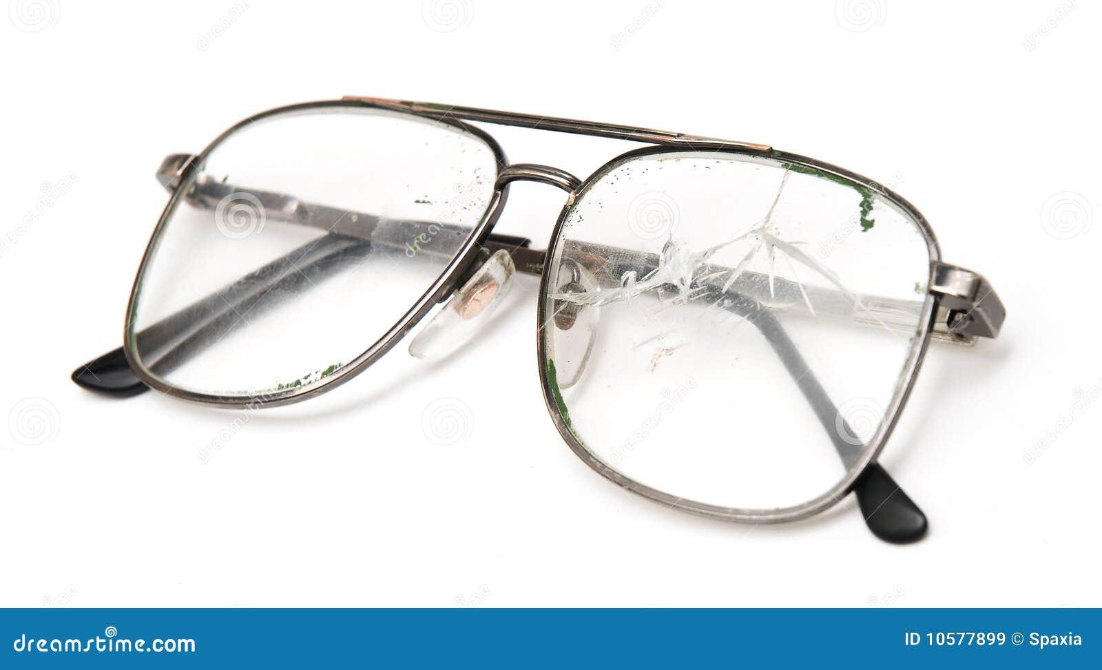 Broken Glasses Frame Dream : Broken Mens Eyeglasses Royalty Free Stock Images - Image ...