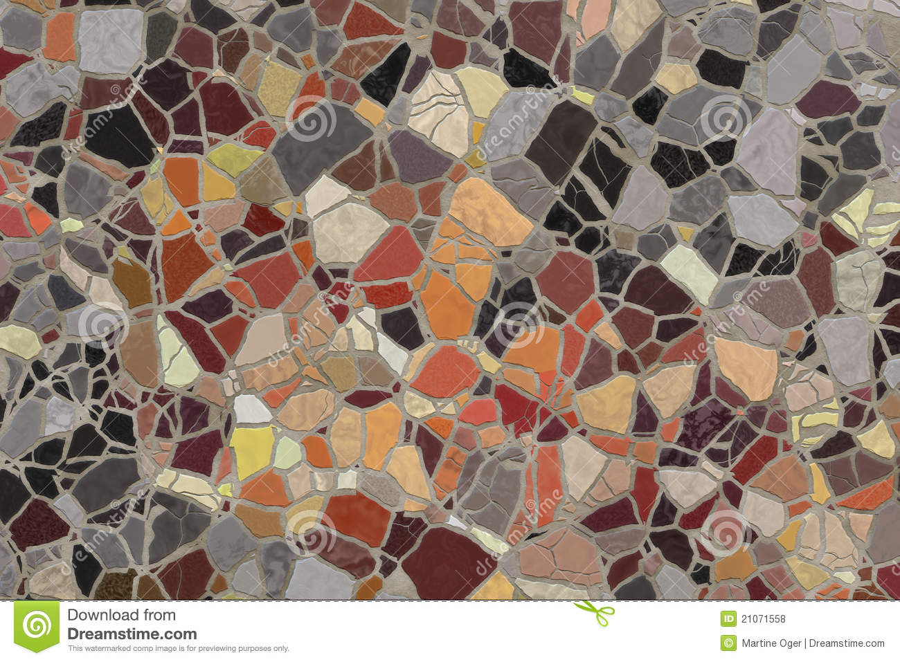 broken mosaic tiles royalty free stock photos - Mosaic Tiles