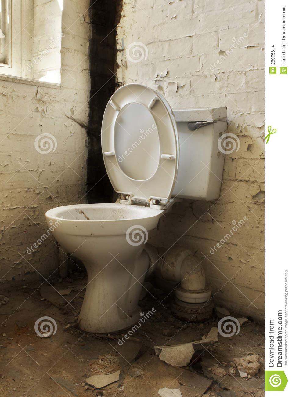 Empty room with bed dark empty room old abandoned room empty room with - Broken Old Abandoned Toilet Stock Images Image 25975614